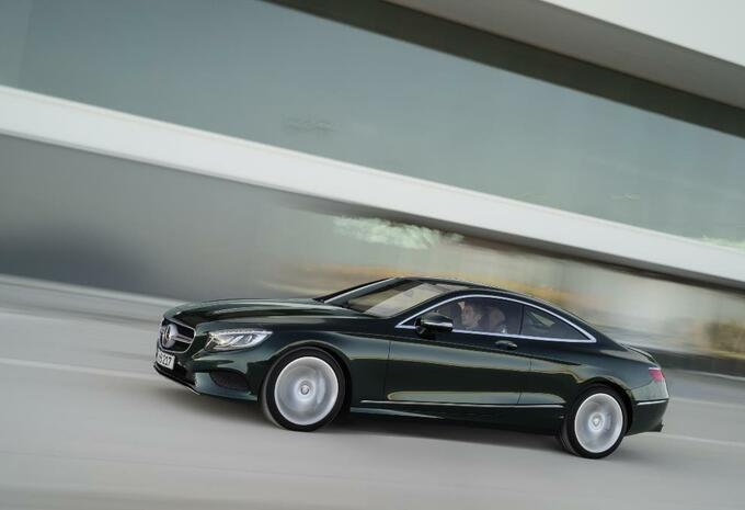 Mercedes S-Klasse Coupé #3