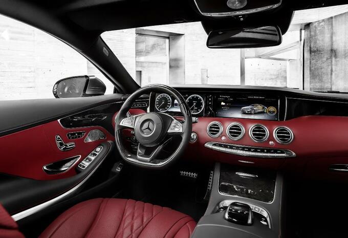 Mercedes S-Klasse Coupé #9