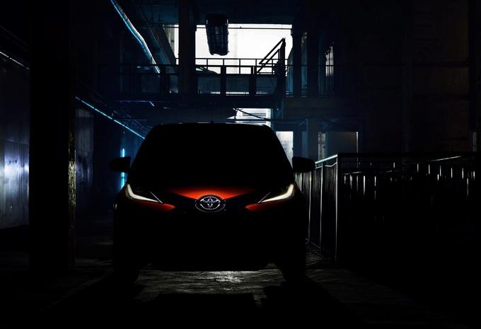 Toyota Aygo #1