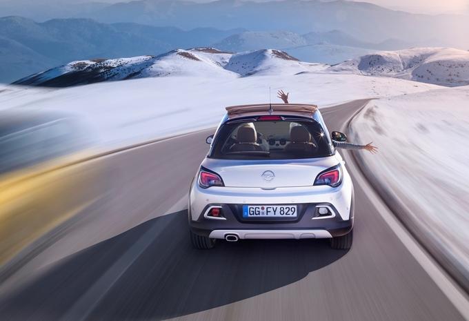 Opel Adam Rocks #3