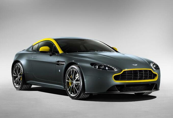 Aston Martin V8 Vantage N430 #10