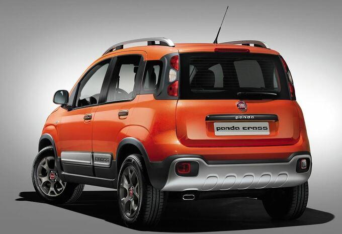 Fiat Panda Cross #2