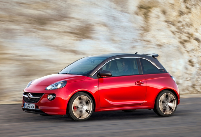 Opel Adam S #1