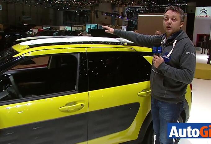 Genève On Air : Citroën C4 Cactus #1