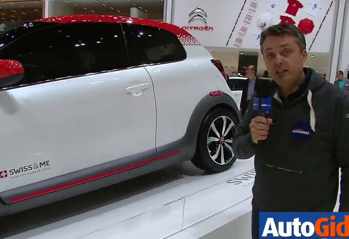 Genève On Air : Citroën C1, Peugeot 108 en Toyota Aygo #1