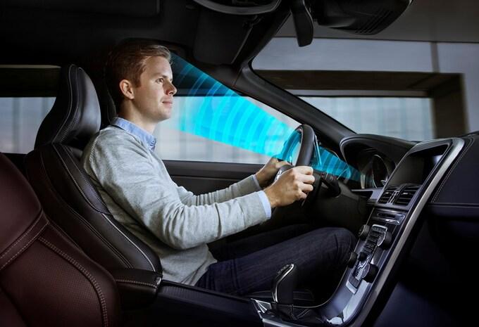 Volvo werkt aan vermoeidheidsdetectie #1