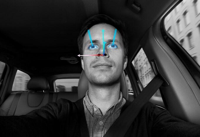 Volvo werkt aan vermoeidheidsdetectie #2
