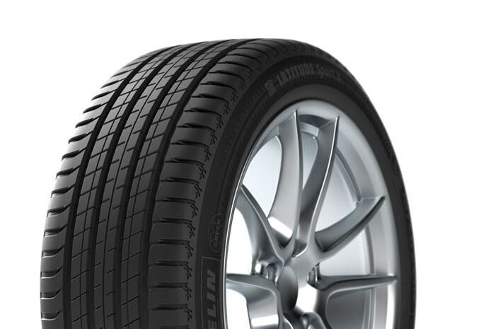 Michelin Latitude Sport3 #1
