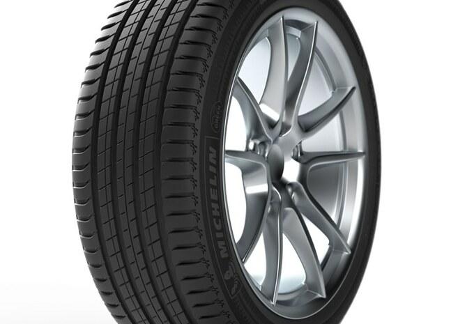 Michelin Latitude Sport3 #2