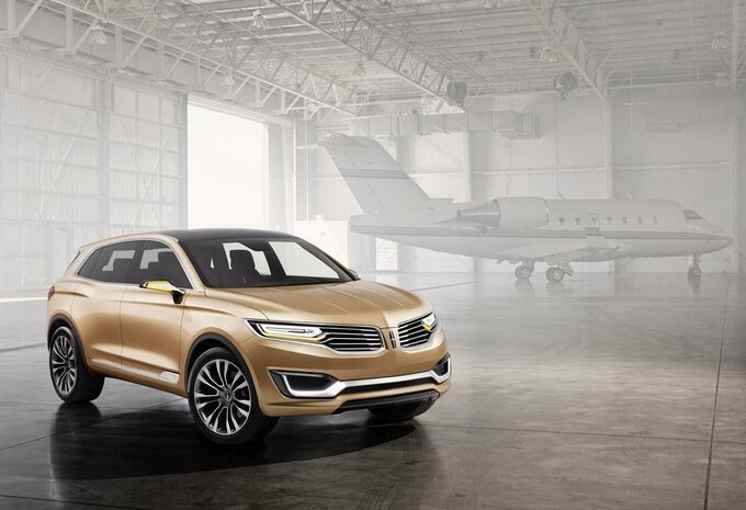 Lincoln MKX Concept #1