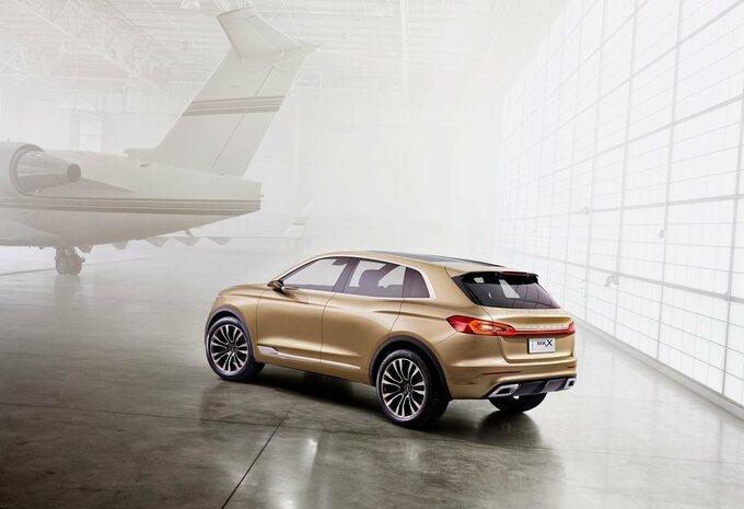 Lincoln MKX Concept #3