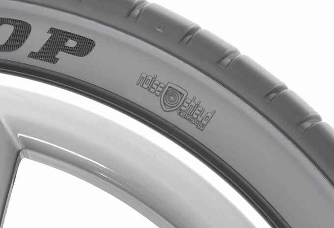 Pneu à protection acoustique Dunlop #2