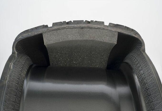 Pneu à protection acoustique Dunlop #3