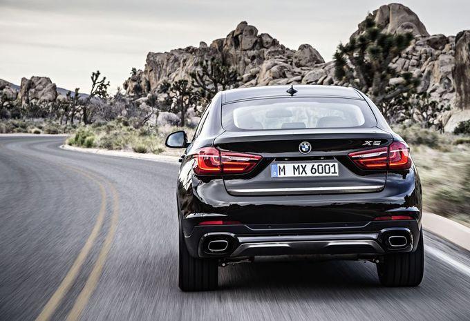 Nouvelle BMW X6 fidèle à son profil  #10