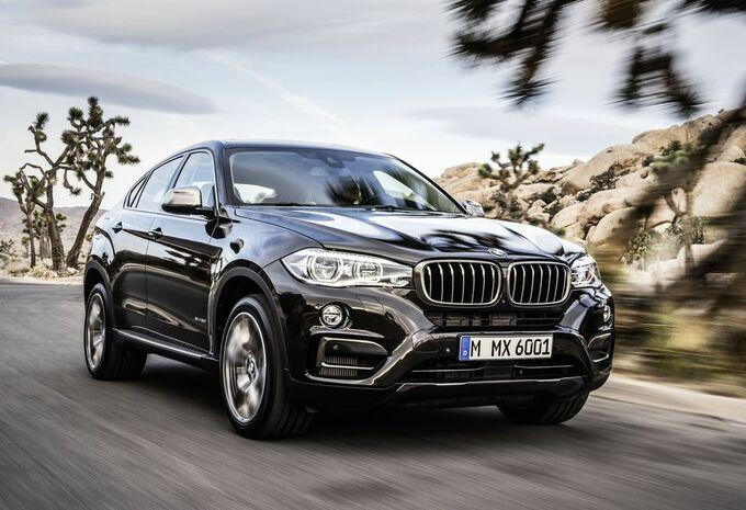 Nouvelle BMW X6 fidèle à son profil  #11