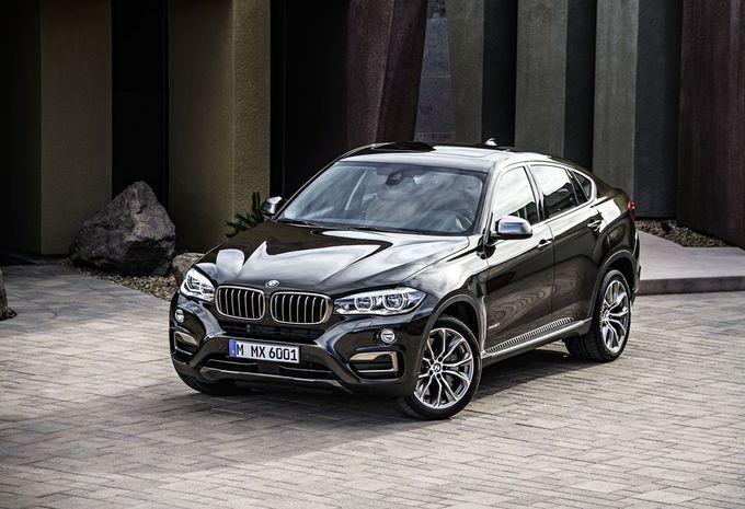 Nouvelle BMW X6 fidèle à son profil  #12