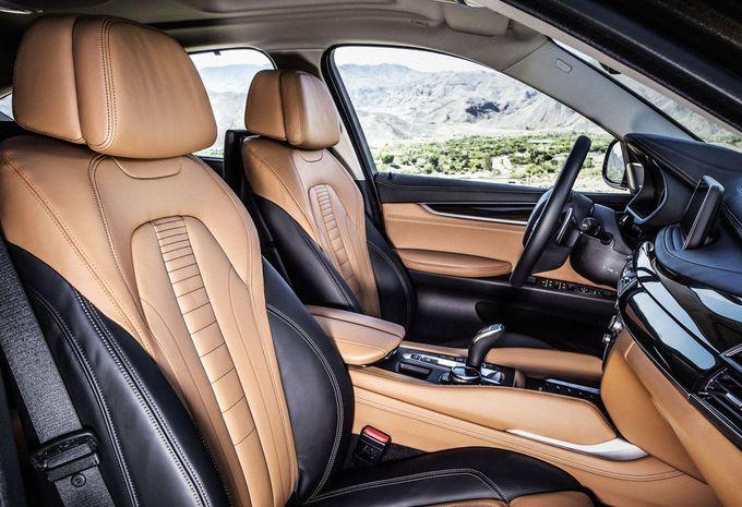 Nouvelle BMW X6 fidèle à son profil  #7