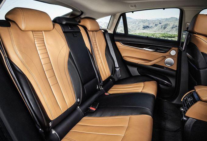 Nouvelle BMW X6 fidèle à son profil  #8
