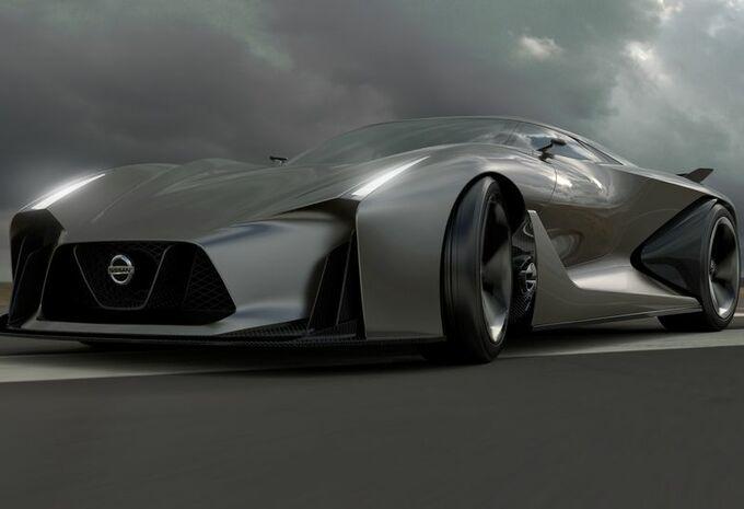 Nissan Concept 2020 Vision Gran Turismo #1