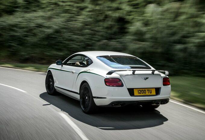 Een 'lichtgewicht' Bentley Continental #3