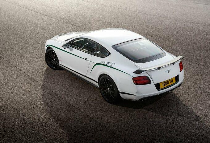 Een 'lichtgewicht' Bentley Continental #4