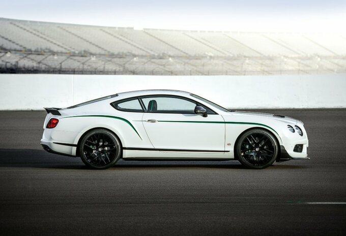 Een 'lichtgewicht' Bentley Continental #7