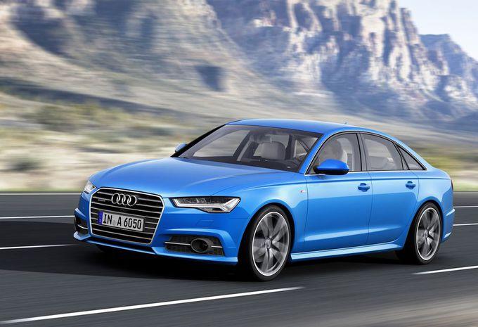 Facelift pour les Audi A6 et A6 Avant #1
