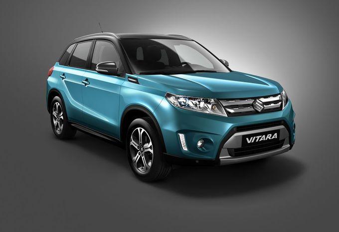Suzuki Vitara, de terugkeer #1