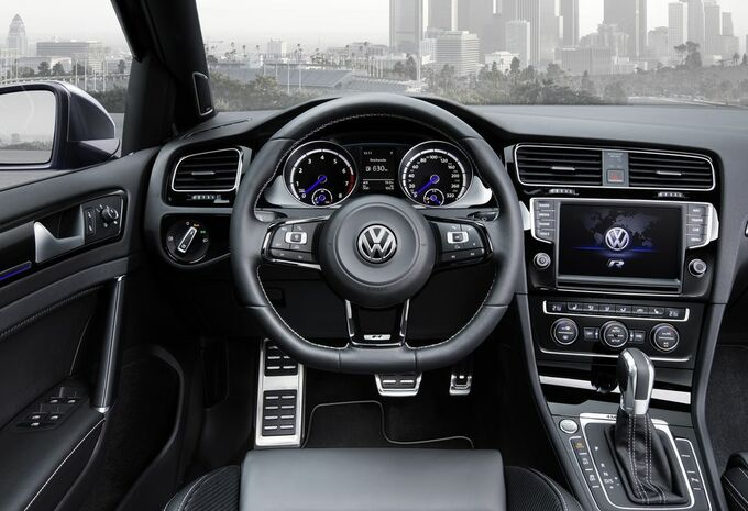 fotos volkswagen golf r variant een break met 300 pk autogids. Black Bedroom Furniture Sets. Home Design Ideas