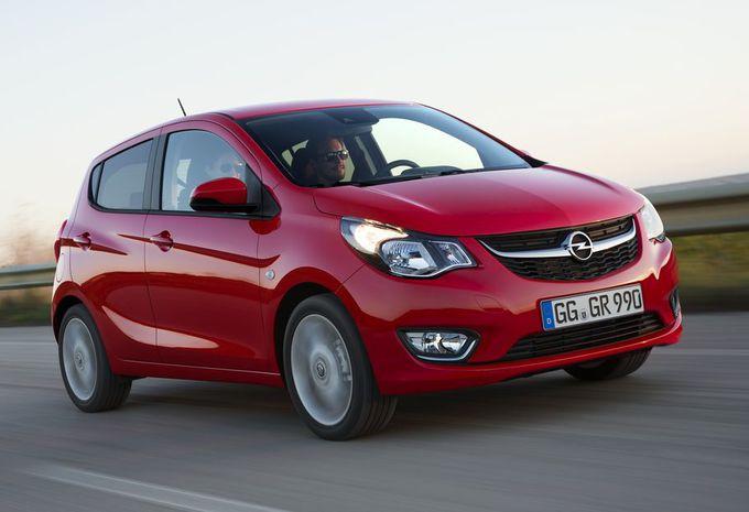 Opel Karl, fils d'Adam et petite Corsa #1