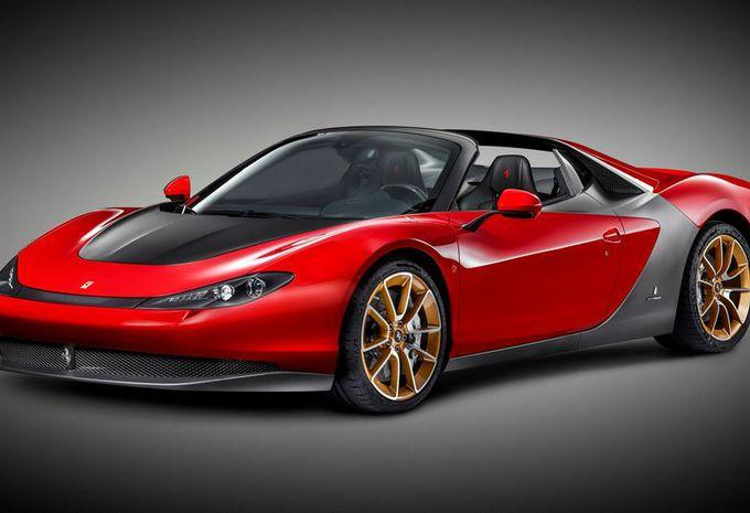 pininfarina sergio de Ferrari