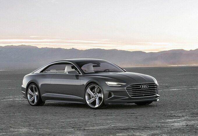 Fotos Audi Prologue Piloted Driving Een Zelfstandige Hybride Autogids