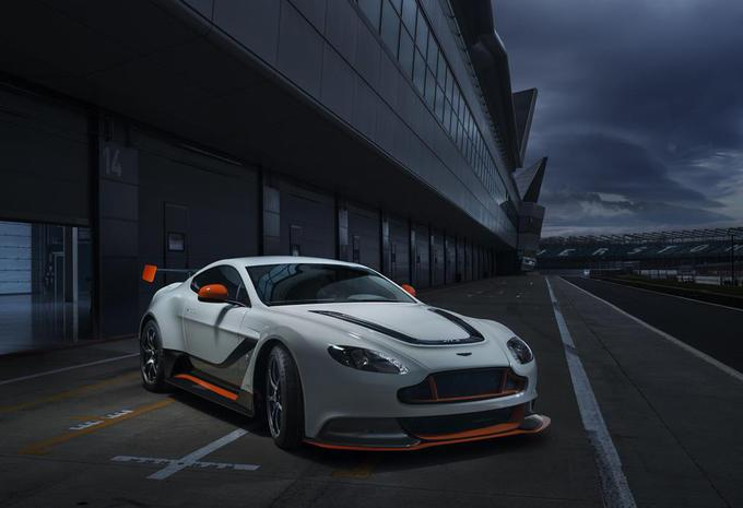 Salon van Genève 2015: Aston Martin Vantage GT3, geïnspireerd op de racerij #1