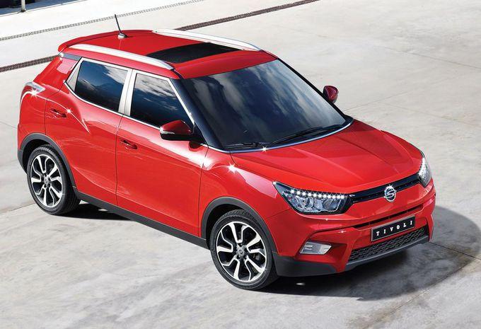 Salon Genève 2015 : SsangYong Tivoli, nouveau SUV coréen #1