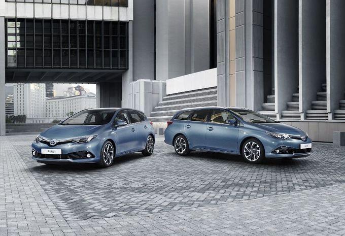 Salon Genève 2015 : Toyota Auris, case facelift #1