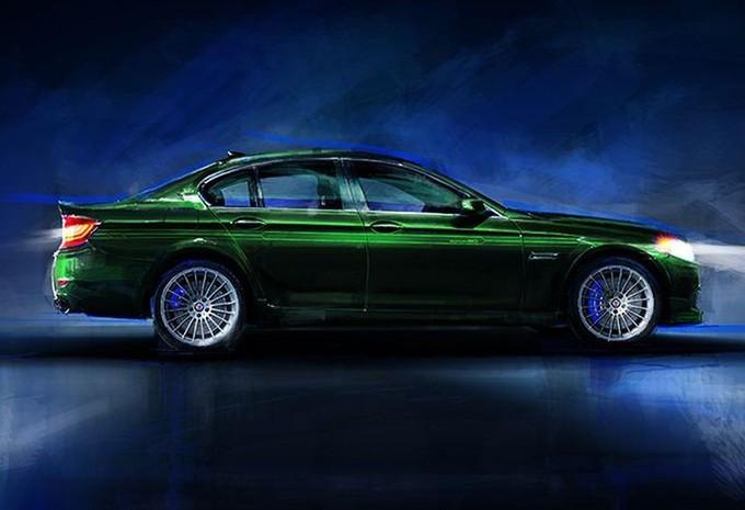 Salon van Genève 2015: BMW Alpina B5 en B6 Bi-turbo Edition 50 #1