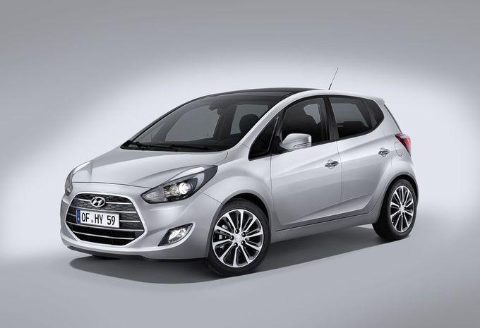 Salon Genève 2015 : Hyundai ix20 à l'hexagone #1