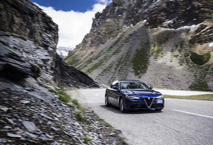 Alfa Romeo Giulia 2.2 JTDM : La résurrection #1