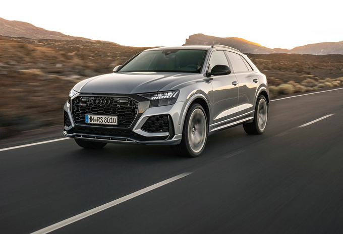 Audi RS Q8 (2019) #1