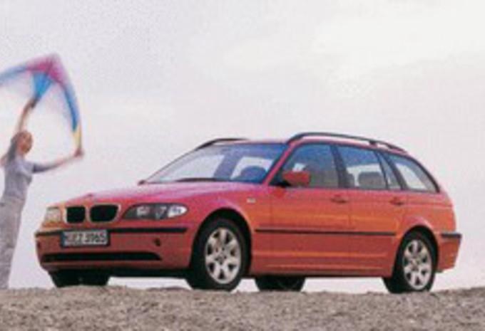 BMW 330xd Touring #1