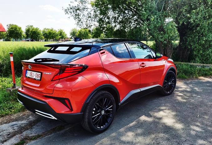 Toyota C-HR 2.0 Hybride : testé et approuvé #1