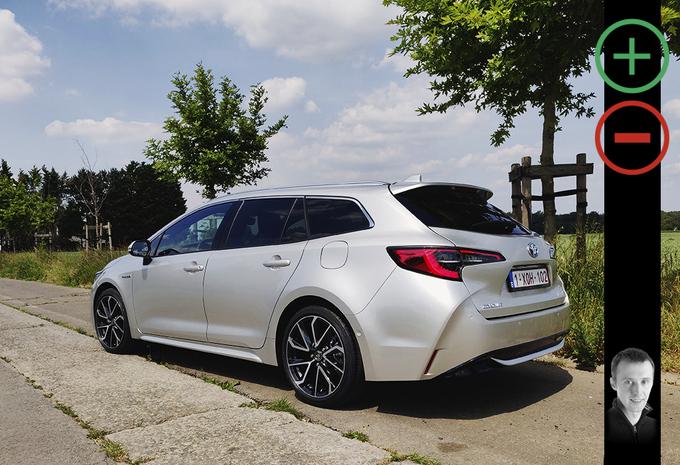 Wat vind ik van de hybride Toyota Corolla Touring Sports? #1