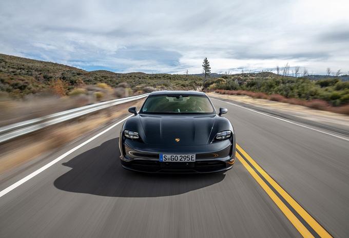Porsche Taycan 4S : moins, c'est plus #1