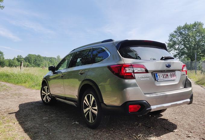 Subaru Outback 2.5i CVT AWD - voor de durvers #1
