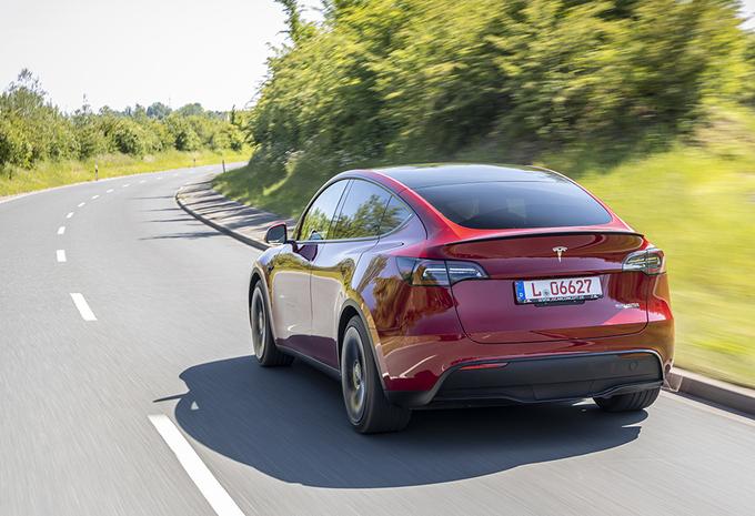 Tesla Model Y : 7 places en option #1