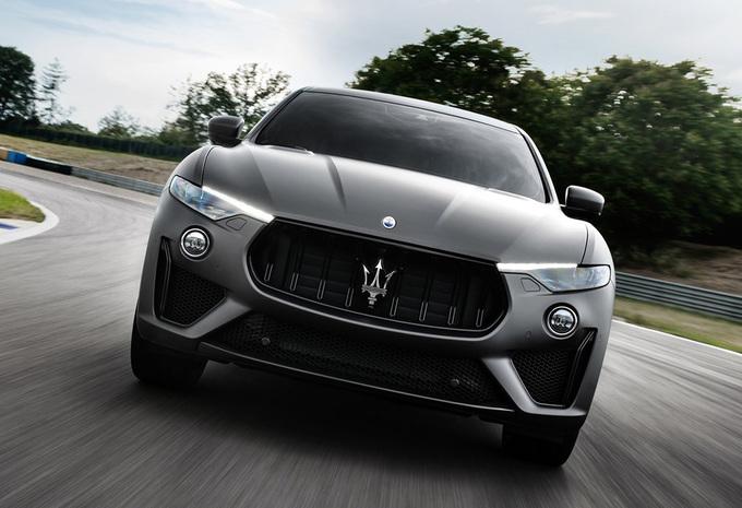 Maserati Levante Trofeo (2020) #1