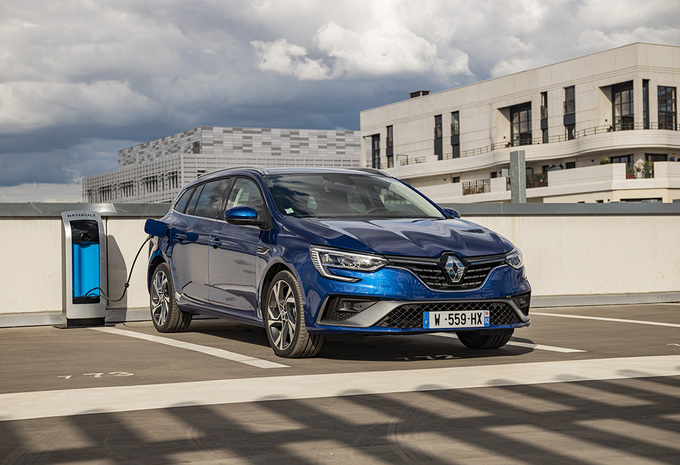 Renault Mégane GrandTour E-Tech Plug-in Hybrid : tentative réussie #1