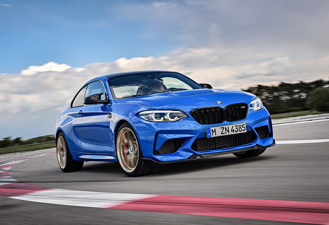 BMW M2 CS (2020) #1