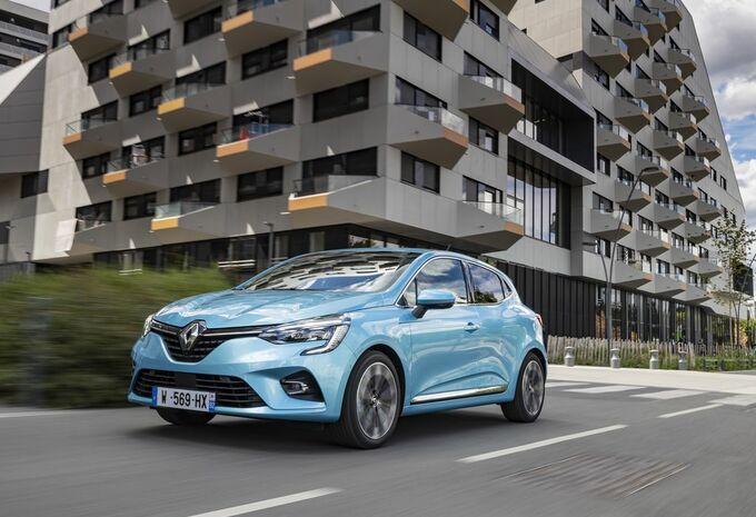 Renault Clio E-Tech Hybrid : l'électrification a du bon #1