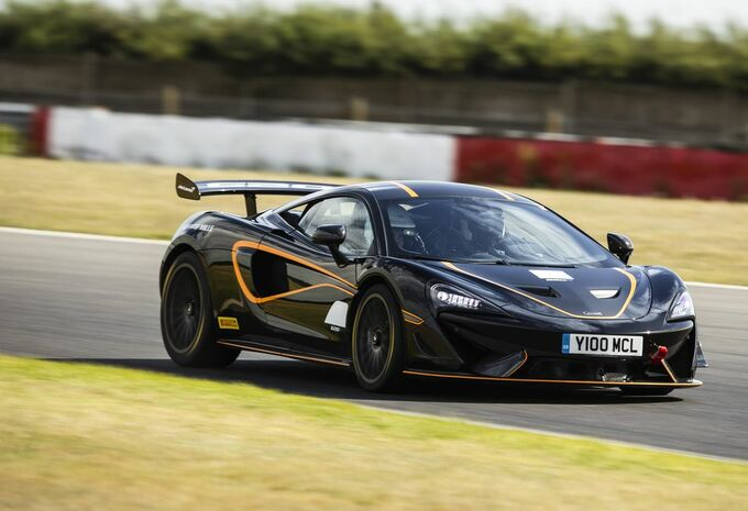 McLaren 620R : l'R et la manière…  #1